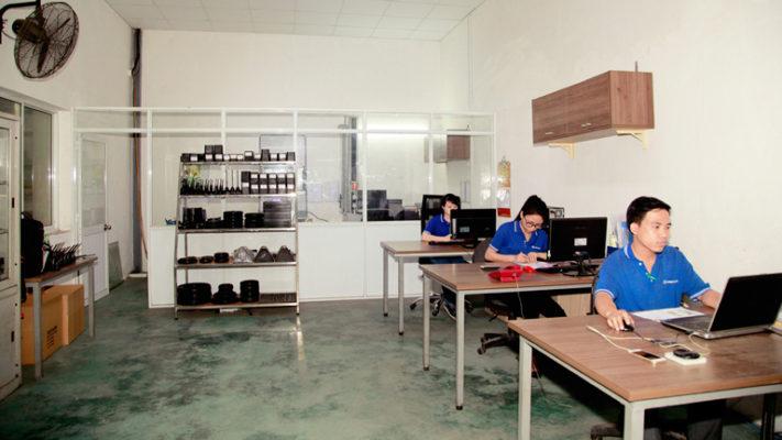 Phòng thí nghiệm trực quan rubber